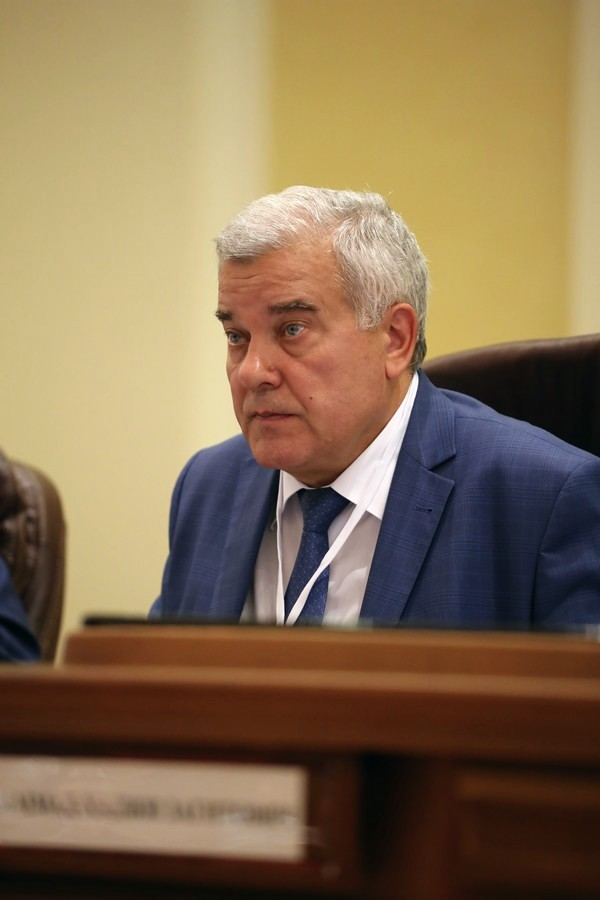 Заместитель председателя Правительства Ставропольского края Юрий Алексеевич Скворцов