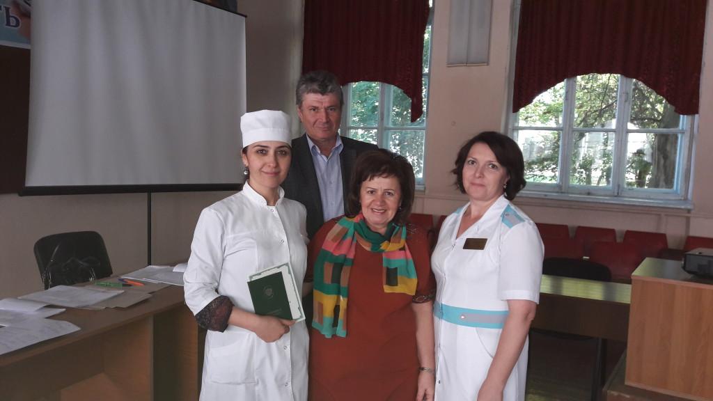 вручение сертификатов 2